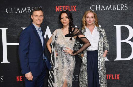 Uma Thurman in neuer Netflix-Produktion zu sehen