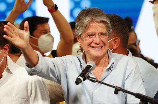 Überraschungssieger im Andenstaat Ecuador