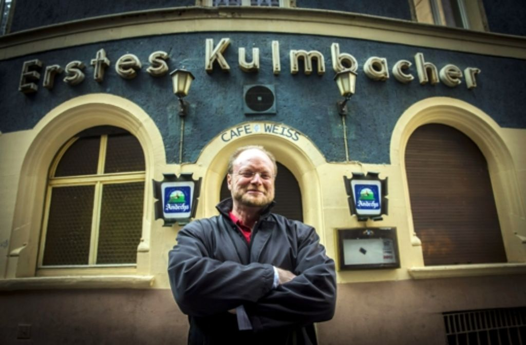 Bernd Weiß will das Erbe seines Großvaters und seines Vaters im Sinne der Familientradition forführen. Foto: Achim Zweygarth