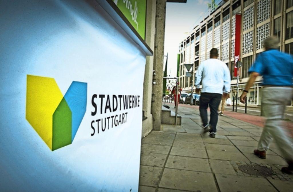 Die Stadtwerke Stuttgart versorgen bisher etwa 7000 Haushalte mit Ökostrom und Erdgas. Foto: Achim Zweygarth