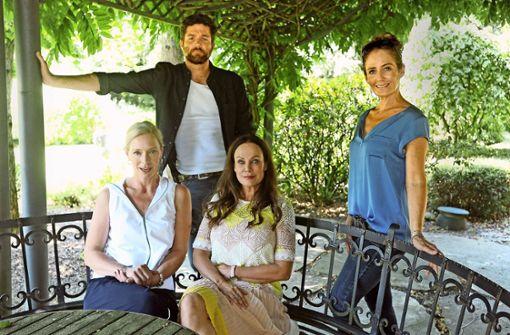 Die Villa des AMG-Gründers  wird zur Prominentenklinik