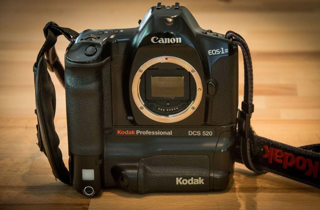 Die Bestohlenen holte sich ihre Digitalkamera und das  Notebook zurück. Foto: Lichtgut/Achim Zweygarth