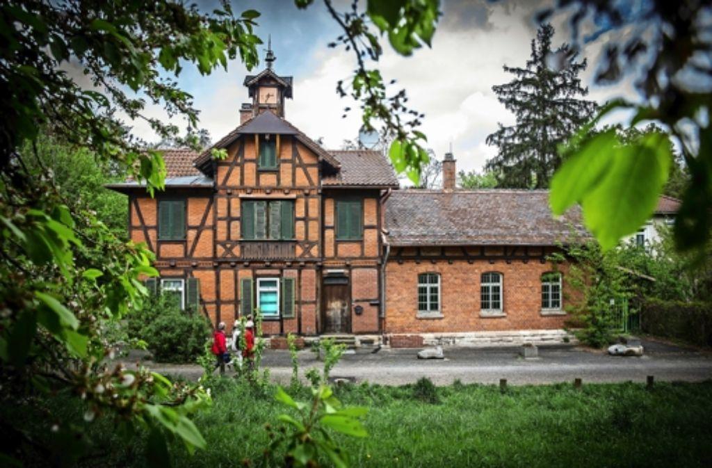 Mehrere Blogger setzen sich für eine sinnvolle Nutzung des  Garnisonsschützenhauses ein. Foto: Achim Zweygarth