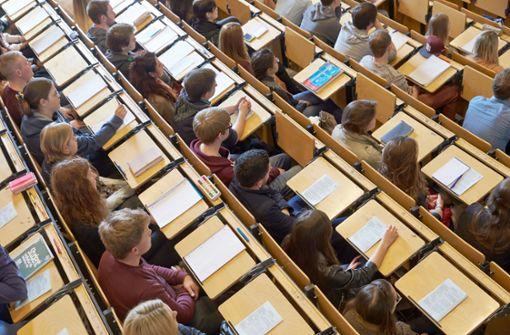 Die Hochschulen stellen sich auf ein digitales Semester ein
