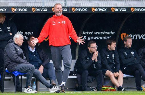 VfB Stuttgart offenbar mit neuem Trainer einig