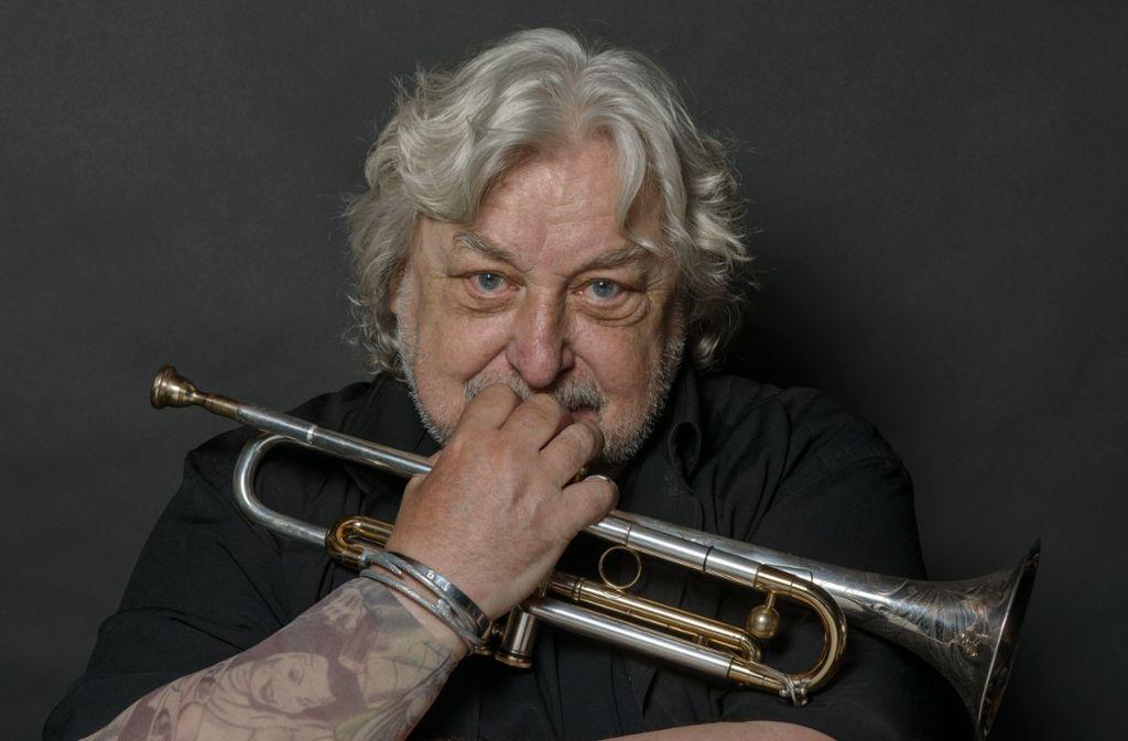 Herbert Joos im Jahr 2015 Foto: Wilhelm Betz
