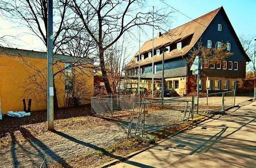 Eine Schule geht leer aus