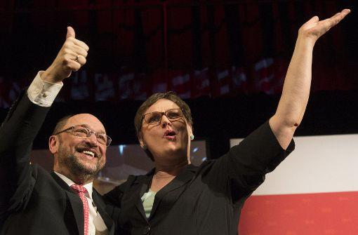 Im Windschatten von Martin Schulz