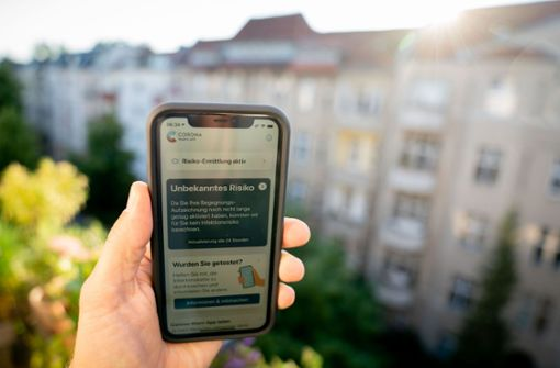 Corona-Apps sollen Daten untereinander austauschen können
