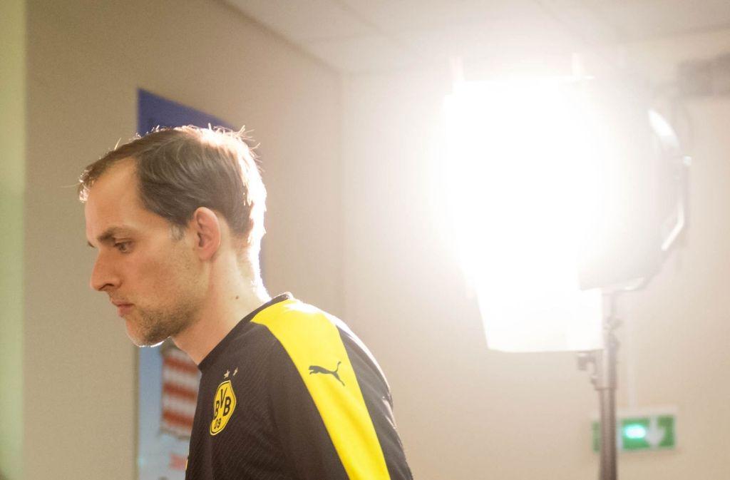 Abgang: Thomas Tuchel ist nicht mehr Trainer von Borussia Dortmund Foto: dpa
