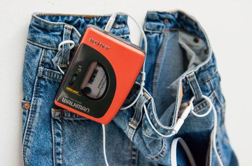 Der Walkman wird 40 Jahre alt