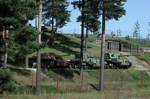 Das Museum  von  Parola wird bei Arto Paasilinna zum Ort eines ganz besonderen Saufgelages. Foto: Panzermuseum