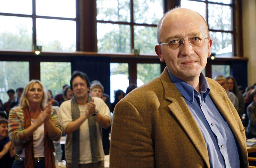 Der ehemalige Abteilungsleiter der International Unit, Andreas Braun, ist aus der Untersuchungshaft entlassen worden. Er wehrt sich dagegen, allein für die Misswirtschaft verantwortlich zu sein. Foto: dpa