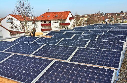 Der sechste Bürger-Solarpark wird noch größer