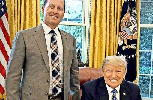 Trumps Front-Mann