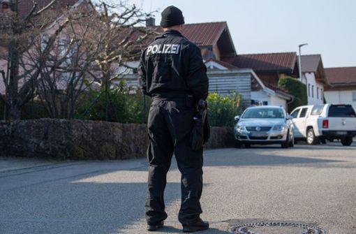 Ermittler: Bundespolizistin erschießt Töchter und sich selbst