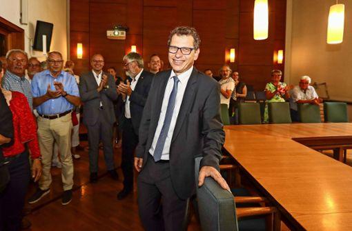 Steffen Weigel für weitere acht Jahre gewählt