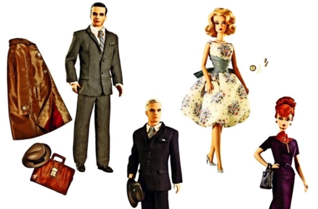 Barbie kann's: Diese Puppe setzt Weiblichkeit richtig ein. Foto: Hersteller
