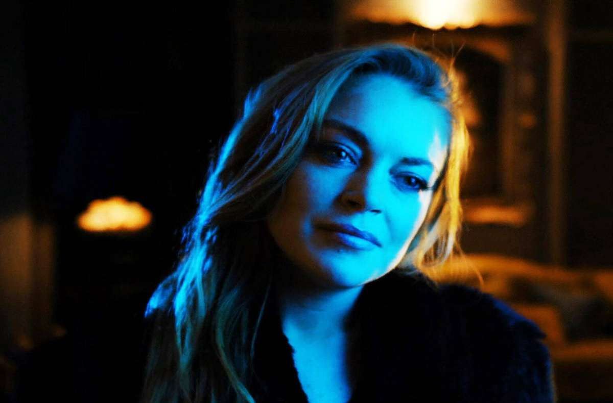 """Viele Rollen hatte sie zuletzt nicht: Lindsay Lohan 2019 im Werwolf-Trashfilm """"Among the Shadows.   """" Foto: imago images/Everett Collection/Dimension Films"""