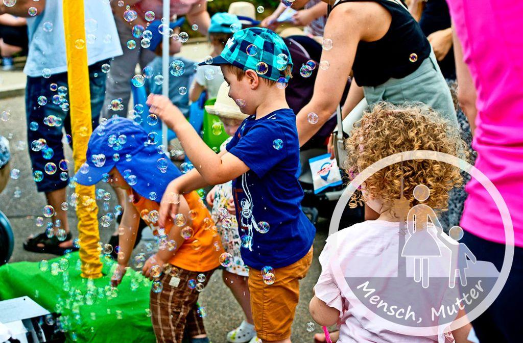 Beim jährlichen Kinderfest auf dem Flughafen gibt es jede Menge Spaß für Kinder Foto: Lichtgut/Volker Hoschek