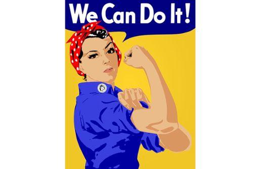 """Frauen stellen Weichen um auf """"Power"""""""