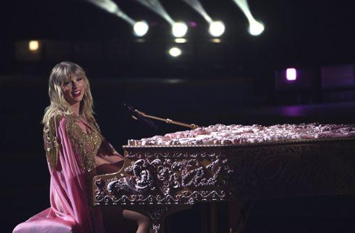 Taylor Swift wird zur Queen of Pop