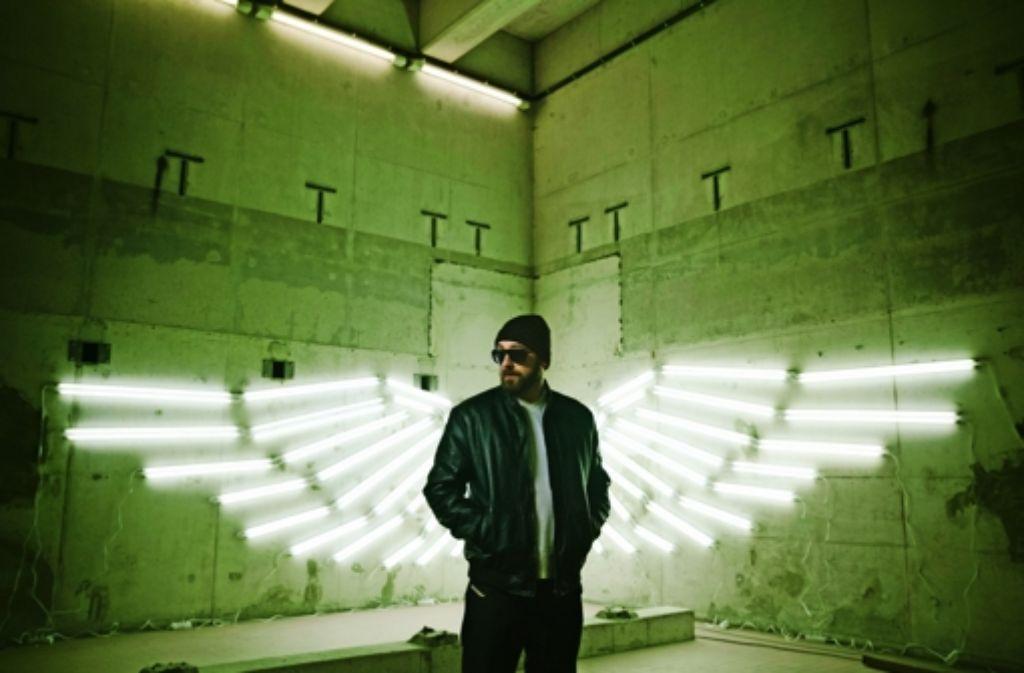 Der Musiker Sido gibt sich alle Mühe, gesellschaftsfähigen Rap zu machen. Foto: Aslan