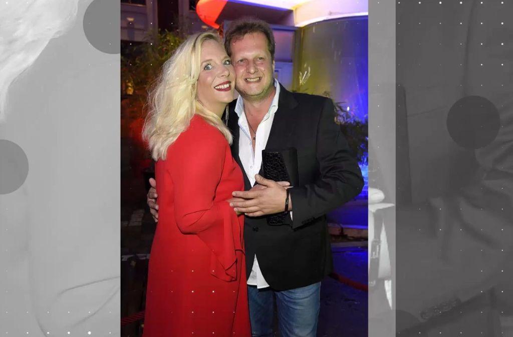 Daniela und Jens Büchner lernten sich im Sommer 2015 bei einem Stadtfest kennen. Foto: Glomex