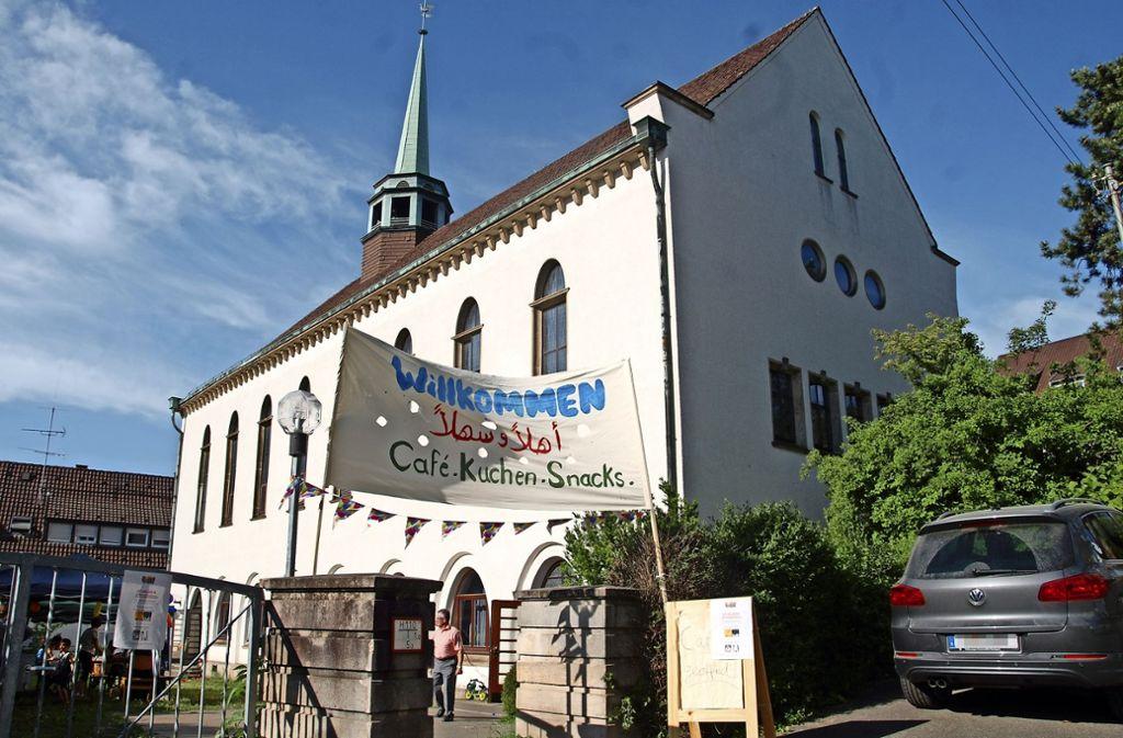 Der Bezirksbeirat stellt 10 000 Euro für ein gläsernes Büro im  Willkommensraum der Andreaskirche zur Verfügung. Foto: Mathias Kuhn
