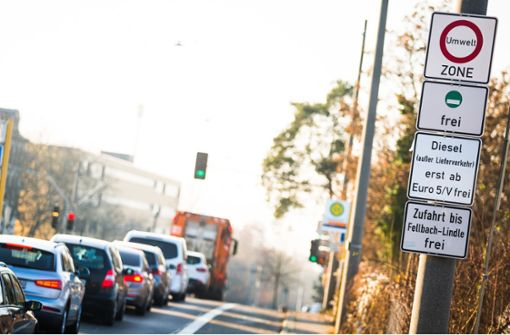 Diesel-Fahrverbote treffen Pendler nach Ferien-Ende