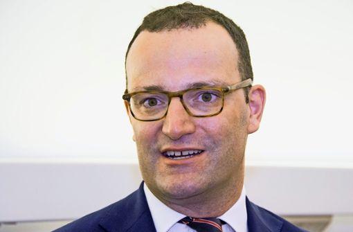 Jens Spahn investiert 15 000 Euro – jetzt ist die Firma pleite