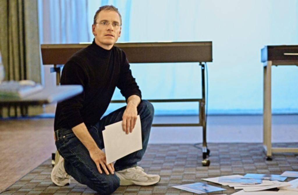 biopic ber den apple mitgr nder steve jobs portr t. Black Bedroom Furniture Sets. Home Design Ideas