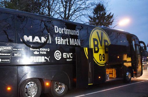 Mit dem Anschlag auf den BVB-Bus vor zehn Tagen hätte der Tatverdächtige einen Millionengewinn erzielen können. Foto: AFP