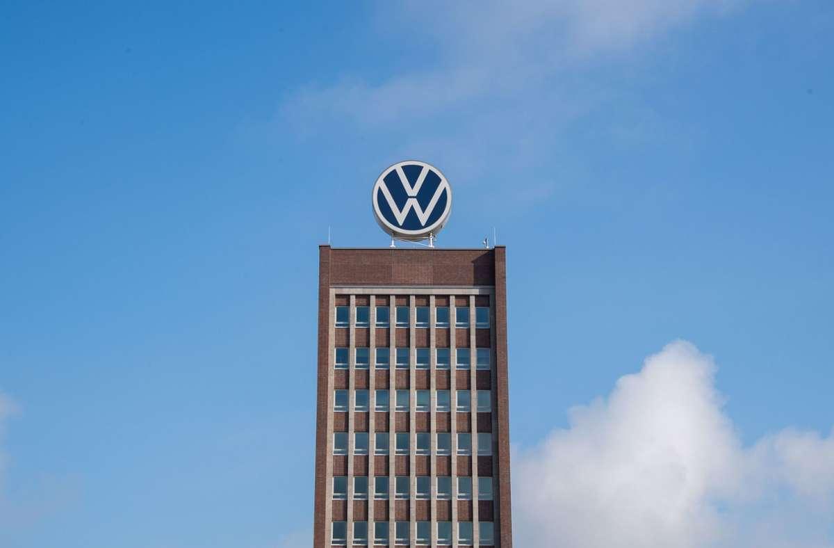 In Braunschweig beginnt der Prozess gegen mehrere VW-Ingenieure. (Archivbild) Foto: dpa/Julian Stratenschulte