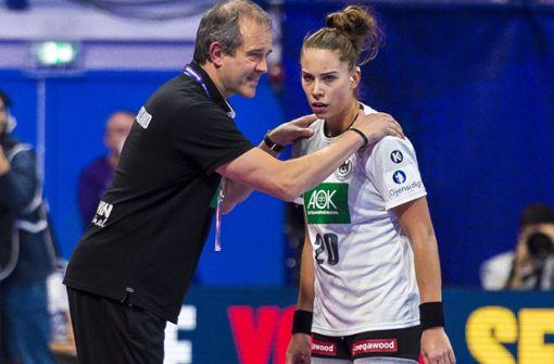 Scheitern verboten für Henk Groener und die deutschen Handballfrauen