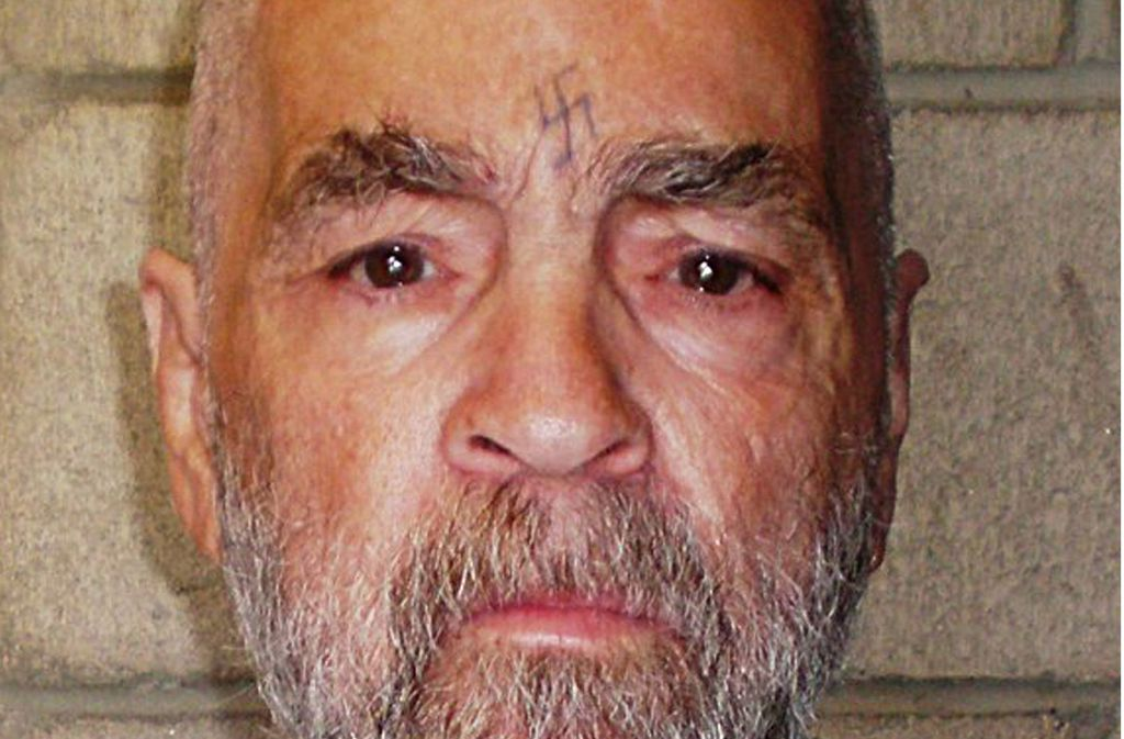 Dieses Foto von Sektenführer Charles Manson stammt aus dem Jahr 2009. Foto: AFP