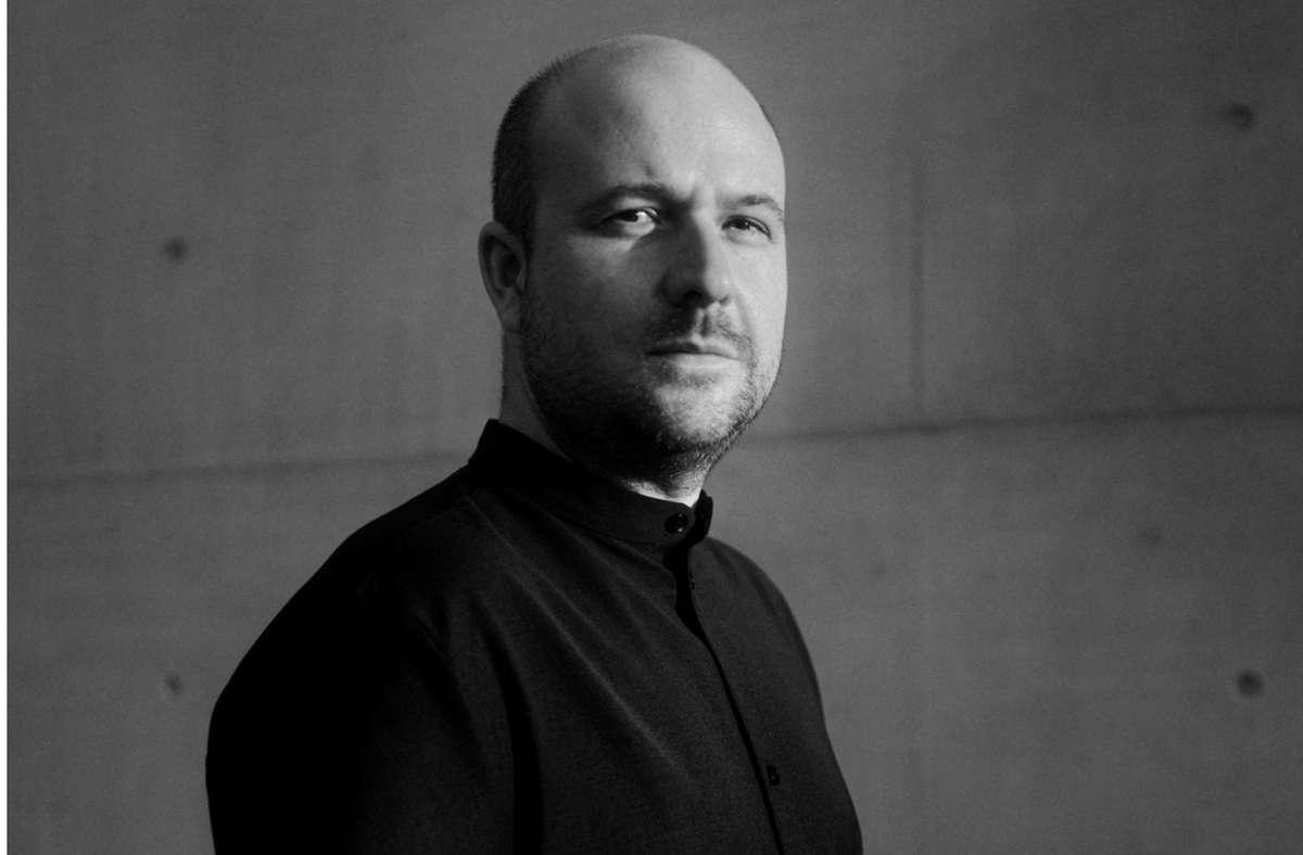"""Moritz Winkelmann: Bei denn kommenden  Konzertterminen  steht der künstlerische Leiter von """"Klassik im Klösterle"""" selbst im Mittelpunkt. Foto: Co Merz/Co Merz"""
