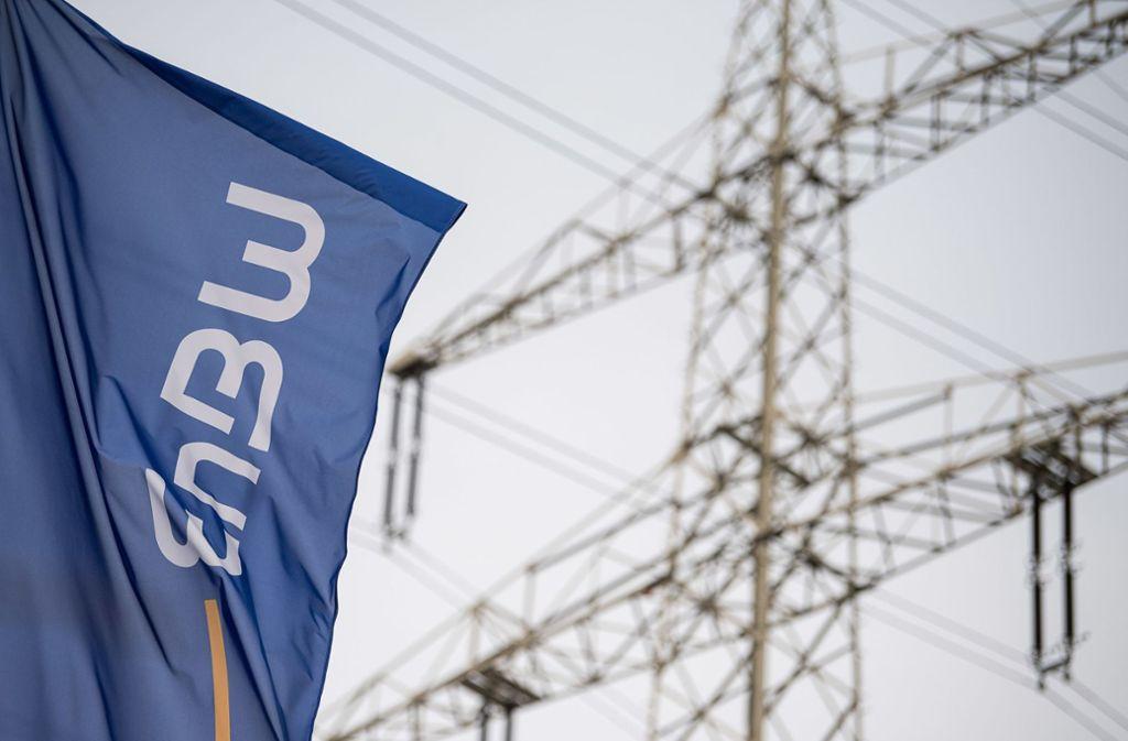 Die EnBW ist zurück in der Gewinnzone. Foto: dpa