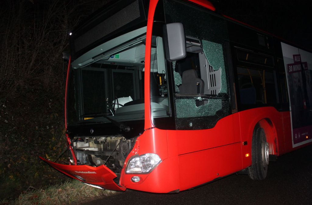 Der 35-Jährige verursachte einen hohen Schaden. Foto: Polizei Aachen