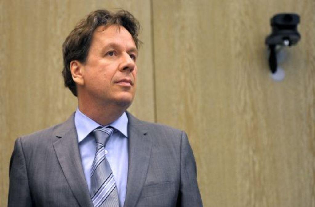 Vom Gericht bestellter Gutachter erkennt beim angeklagten Jörg Kachelmann keine narzisstische Persönlichkeitsstörung. Foto: dpa
