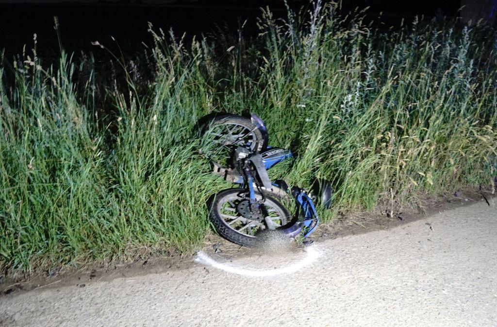 Tödlicher Unfall bei Besigheim: Für einen 15-Jährigen kam jede Hilfe zu spät. Foto: 7aktuell.de