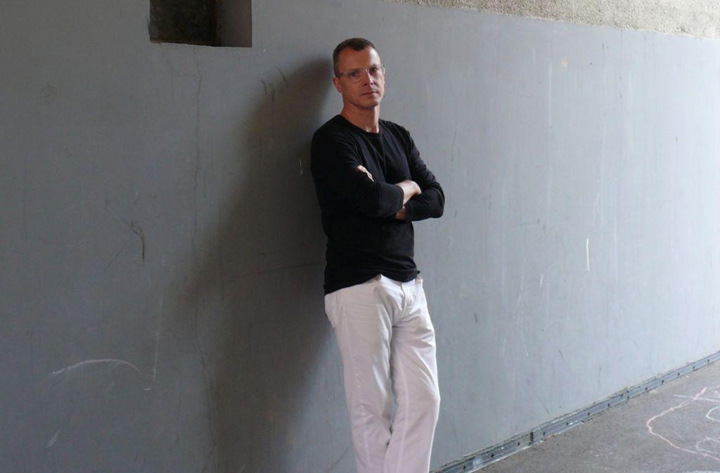 Künstler und Autor Matthias Gronemeyer wehrt sich gegen Klage. Foto: /Iris Merkle