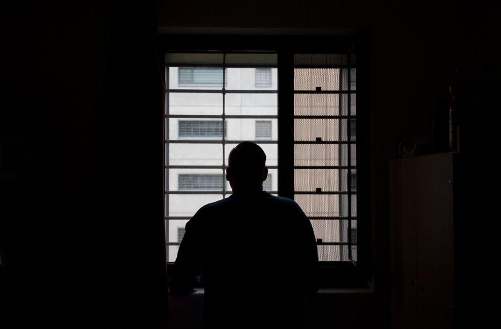 Der Verdächtige sitzt in Untersuchungshaft (Symbolbild). Foto: dpa
