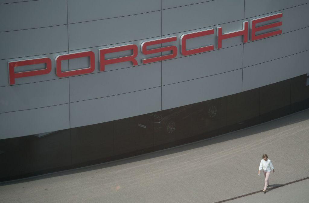 Porsche finanziert an der Universität Stuttgart eine Professur. Foto: dpa