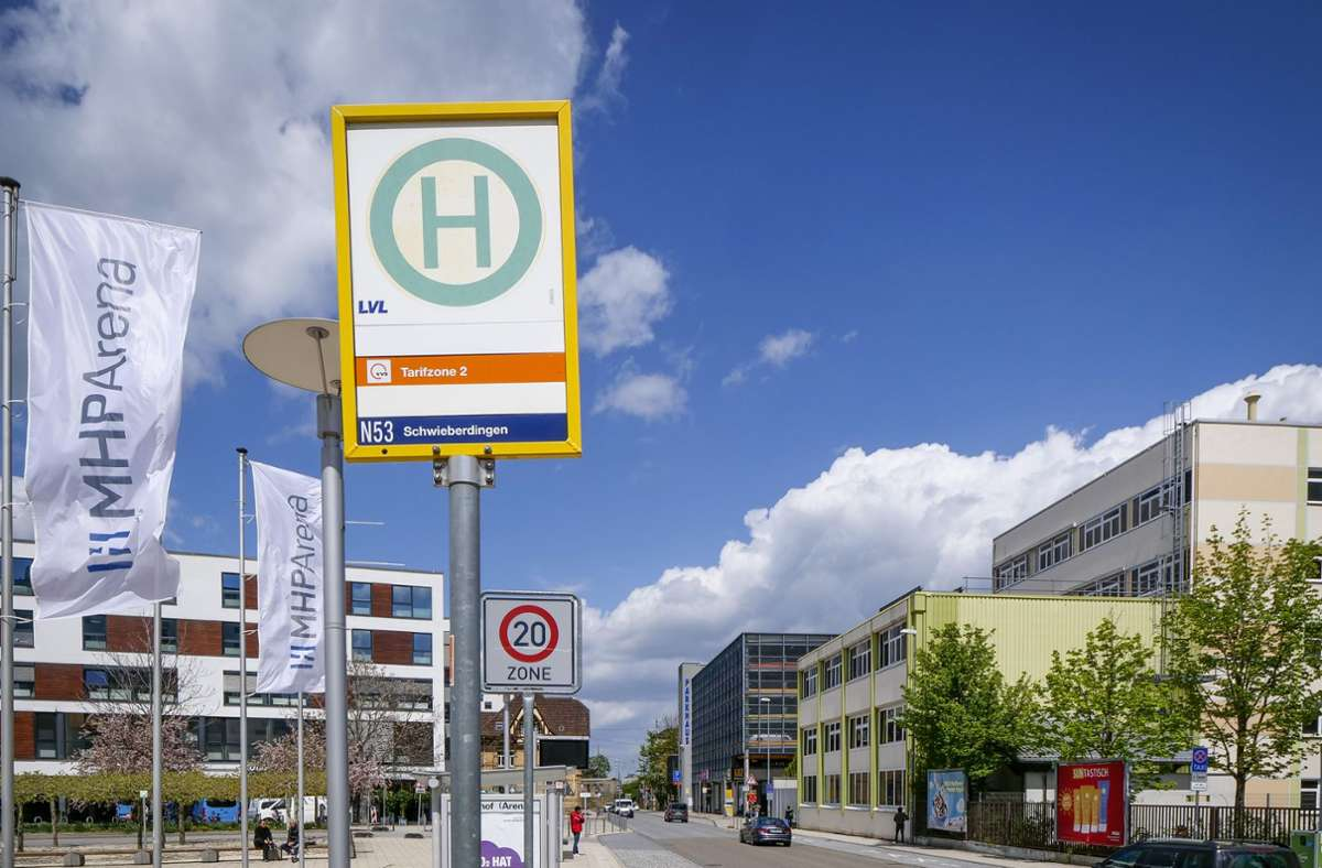 Viele Bushaltestellen werden am Donnerstag im Kreis Ludwigsburg nicht angefahren, da die Busunternehmen streiken (Symbolbild). Foto: Simon Granville