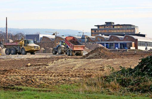 Daimler zieht es auf das Esslinger Danfoss-Areal
