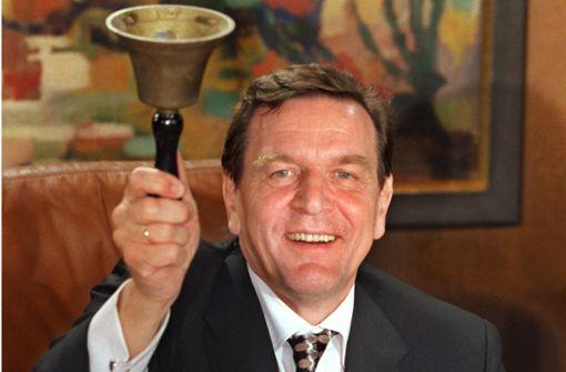 Gerhard Schröder – umstritten und doch ein Paradebeispiel