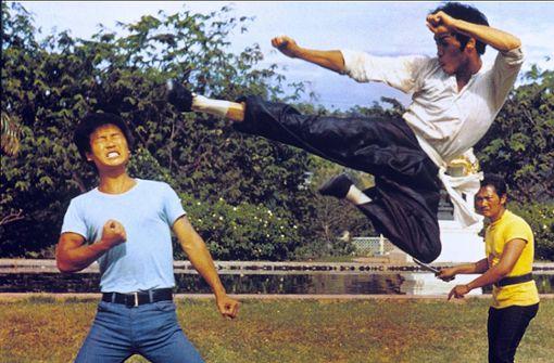 Kung Fu-Künstler, Philosoph, Popikone