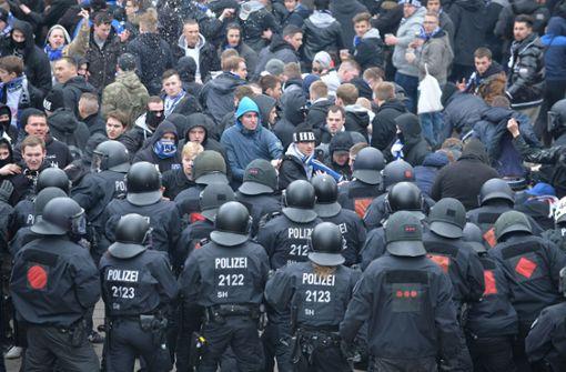 Gewerkschaft zweifelt Studie zur Polizeigewalt an