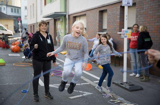 OB:  Stuttgart soll kinderfreundliche Modellstadt sein